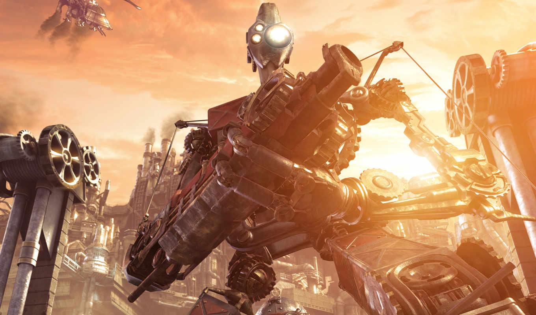 игры, games, rise, legends, game, battles, steampunk, компьютерные, видео, робот, pack, like,