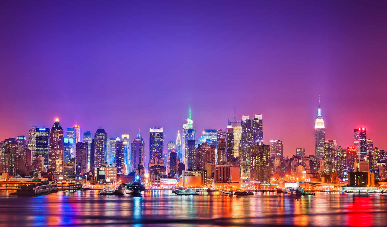 york, new, nueva, city, сша, гудзон, река, нью, манхэттан, fotos, mba,
