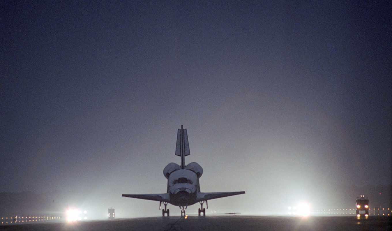 shuttle, шатл, посадка, космический, туризм, картинка, endeavour,