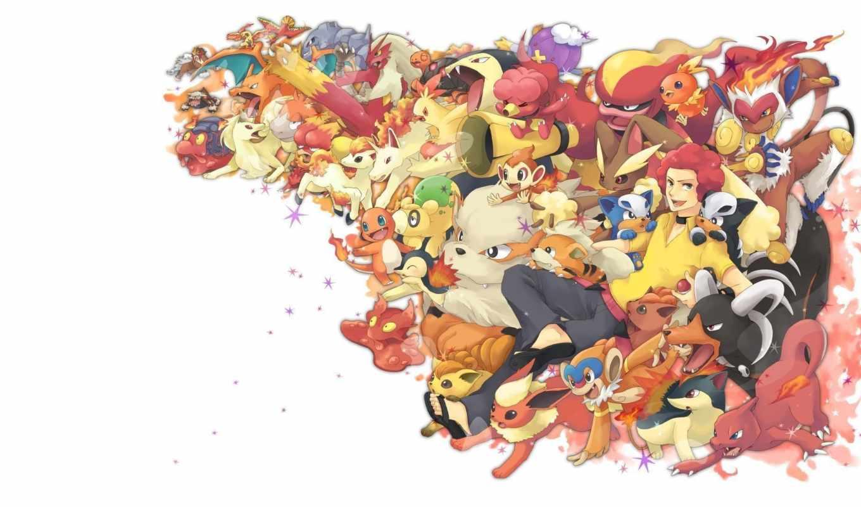 pokemon, покемоны, anime, devushka, схватка, зверушки, ринг, bitva,