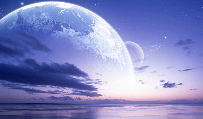 landscape, море, пейзажи -, небо, artist, природа,