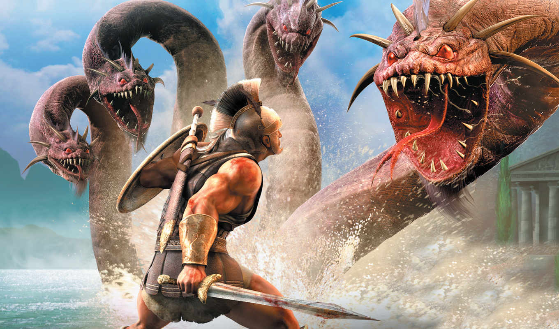 quest, titan, гидра, game, games, схватка, you, воин, topuzz, microsoft,