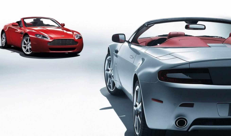 cars, car, martin, roadster, vantage,