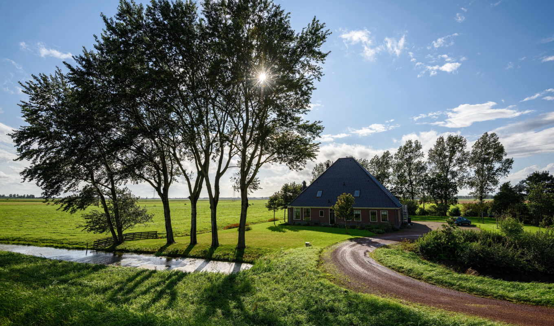 дом, пейзаж, небо, поле, усадьба, поля, города, doma, я