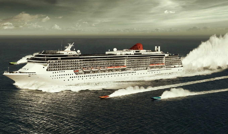 cruise, company, tourdom, лайнер