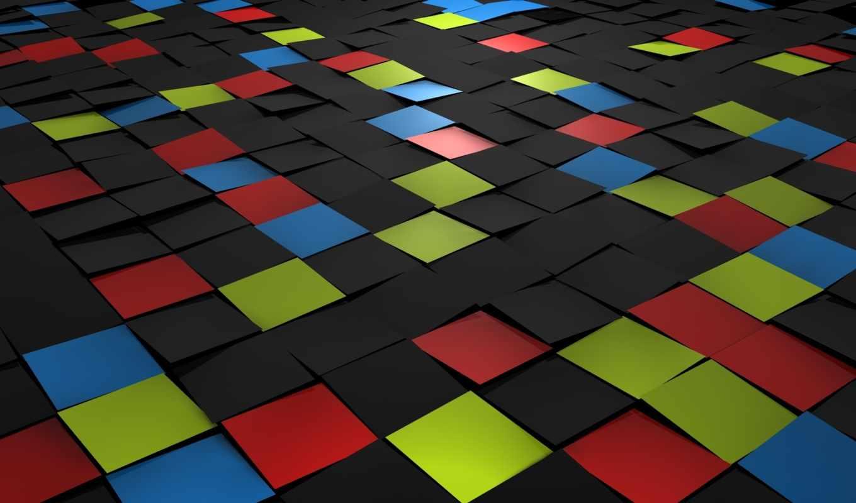 Мозаика, взгляд, витражи, square, плитка, узоры, яркий,