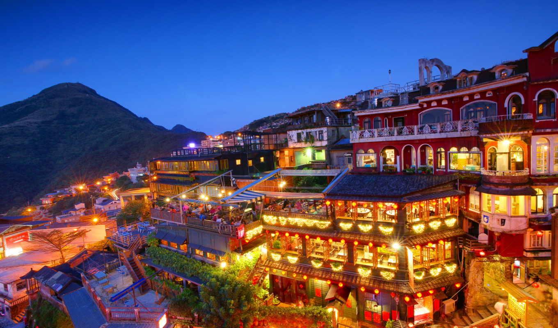 taipei, new, город, taiwan, town, ночь, города, china, картинка,
