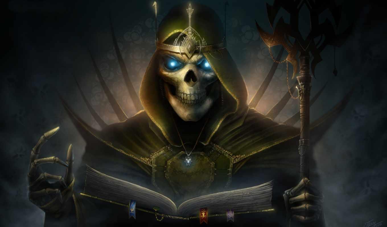 mag, темный, магии, амулет, скелет, колдовство, череп, прозоров, дмитрий,