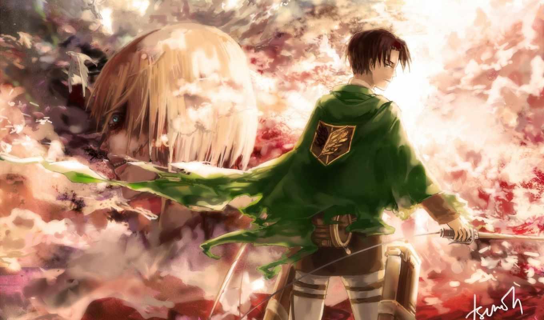 shingeki, kyojin, attack, titan, волосы, леви, rivaille, короткие,