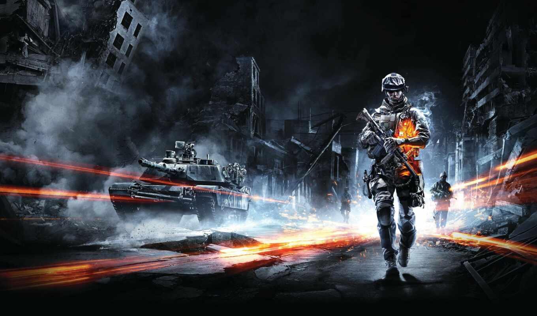 battlefield, игры, game, солдат,
