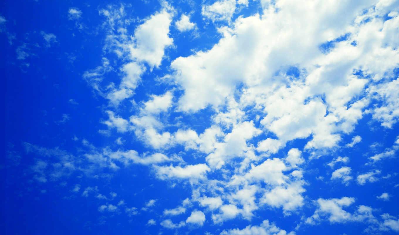 небо, oblaka, blue, clouds, большого, разрешения, коллекция,