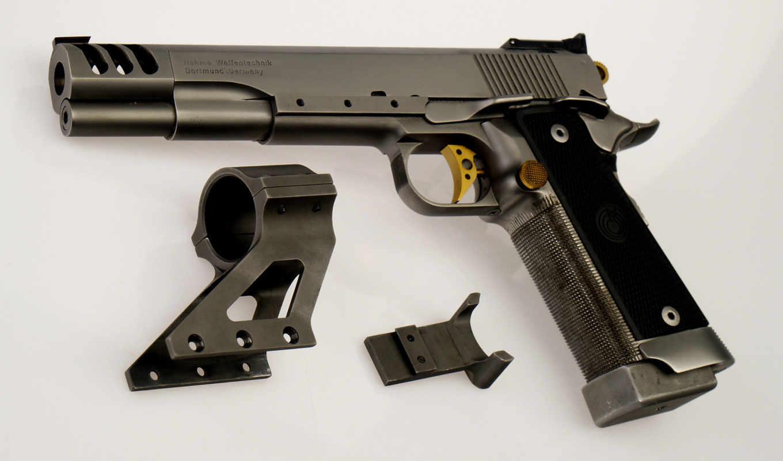 оружие, картинка, красиво, пистолет, ствол, германия, картинку, мыши, кнопкой,