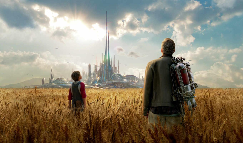 будущего, land, tomorrowland, online, сниматься, смотреть,