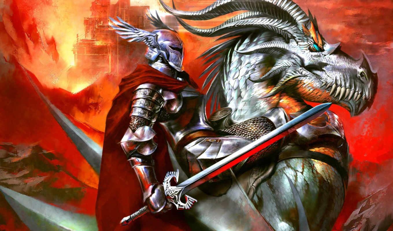 die, von, dragonlance, legende, huma, всадники, online, erkek, band, верхом,
