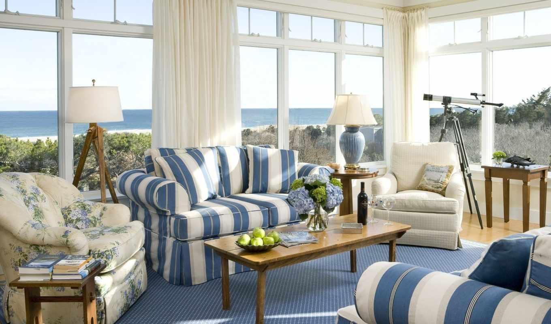 комната, living, country, стиль, украсить,