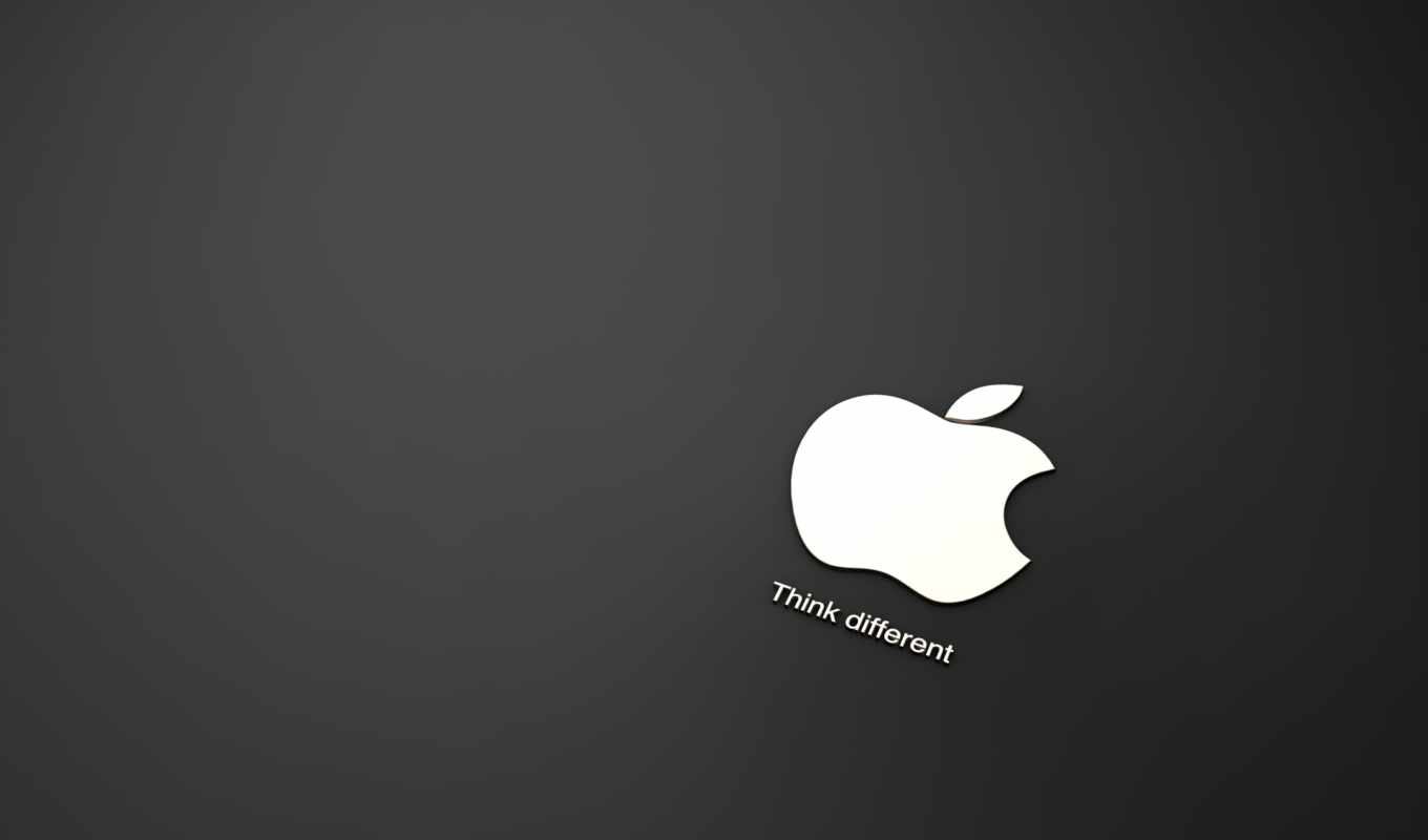 apple, think, different, you,