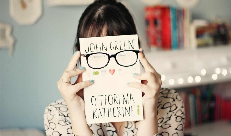katherine, teorema, que, зелёный, livro, john, eu, ele,