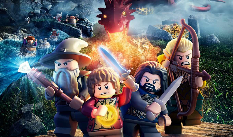 lego, hobbit, game, video, торрент, videogame,