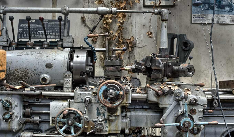 механизм, машина, красивый, belakang