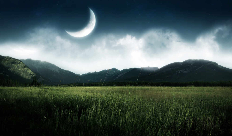 wallpaper, moon, оригинал, луна, вышивки, to, sky, схемы, download,