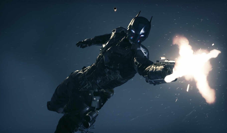 batman, arkham, рыцарь, xbox, one,