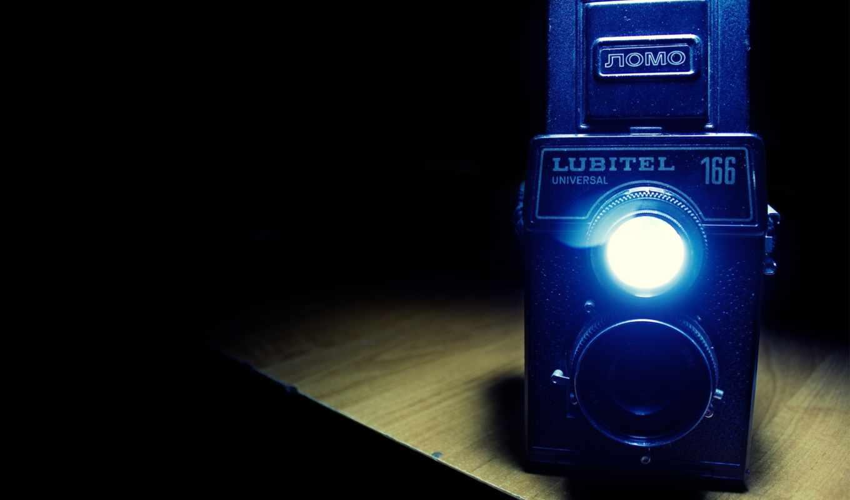 фотоаппарат, ломо, ретро