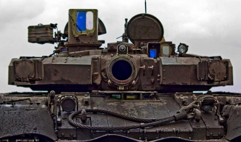, техника, россия, т-90, башня, грязный, ствол