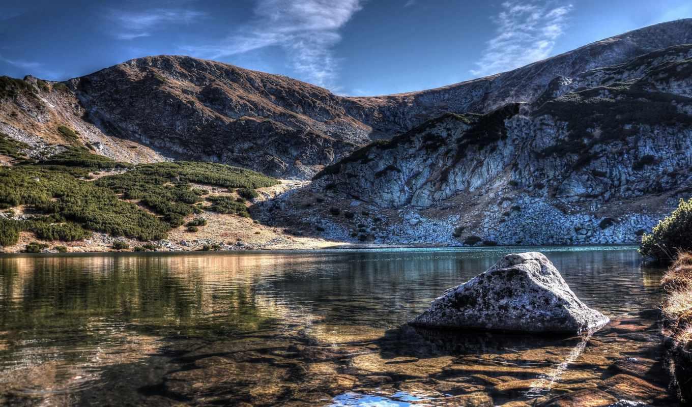 горы, landscapes, mountains, excelent, природа, margin, p,