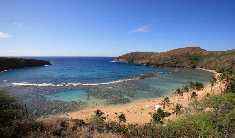 una, en, playas, del, caribe, isla, playa, vista, hermosa, part, las, islas, hd, net,