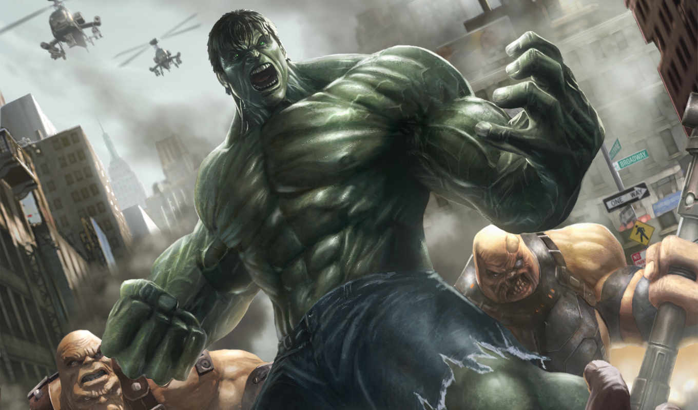 hulk, incredible, comic, comics, games, desktop, download, characters,