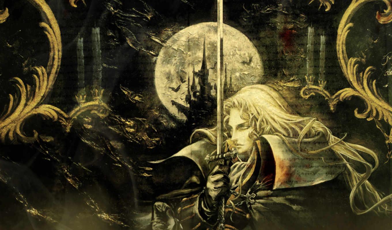 castlevania, ночь, game, symphony, simphony, купить, vision, сказание, just, заставившая,