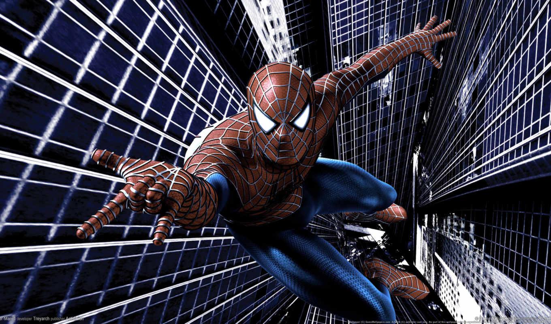 мужчина, паук, картинку, ссылку, get, спайдермен,