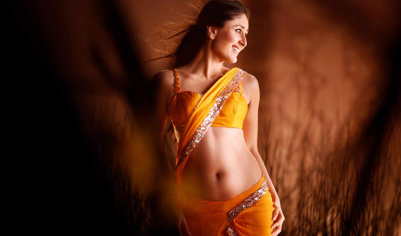 kareena, kapoor, hot, бикини, movie, saree, bollywood,
