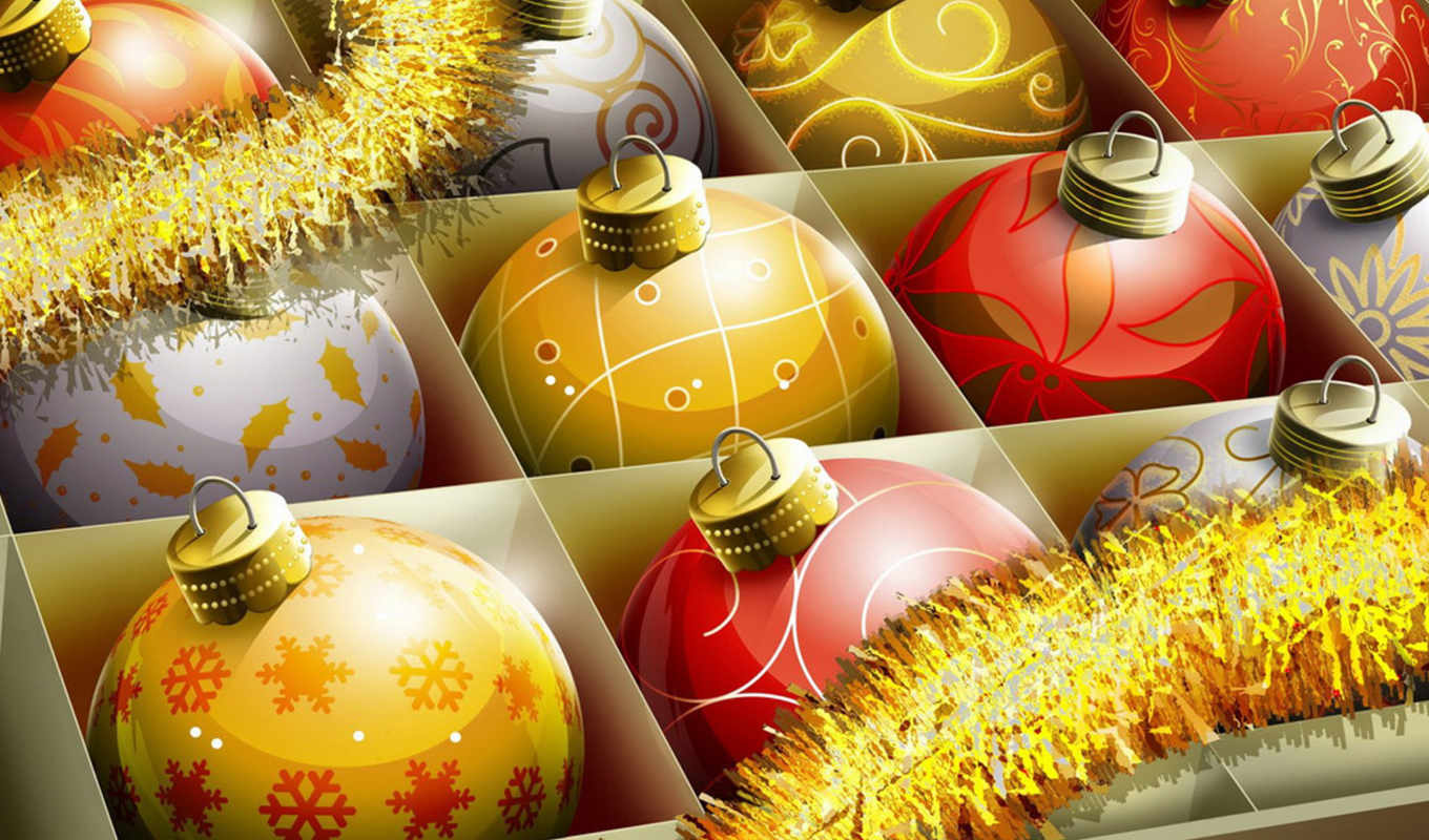 christmas, balls, игрушки, desktop, новый, year, украшения, click, ipad, download,