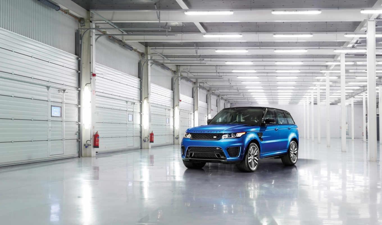 rover, range, svr, спорт, land, car, внедорожник,