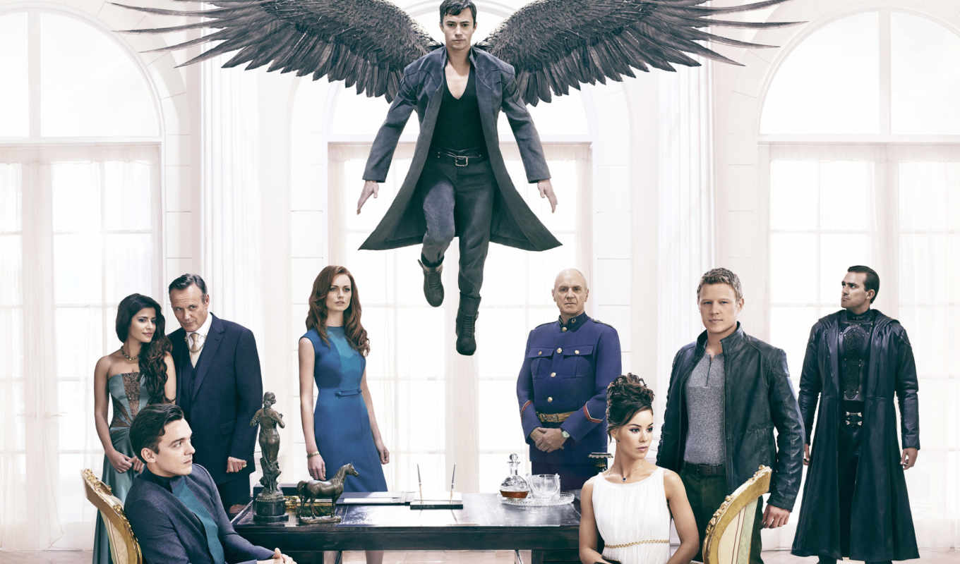 dominion, mikhail, archangel, серия, wisdom, stewart, tom, том, legion,