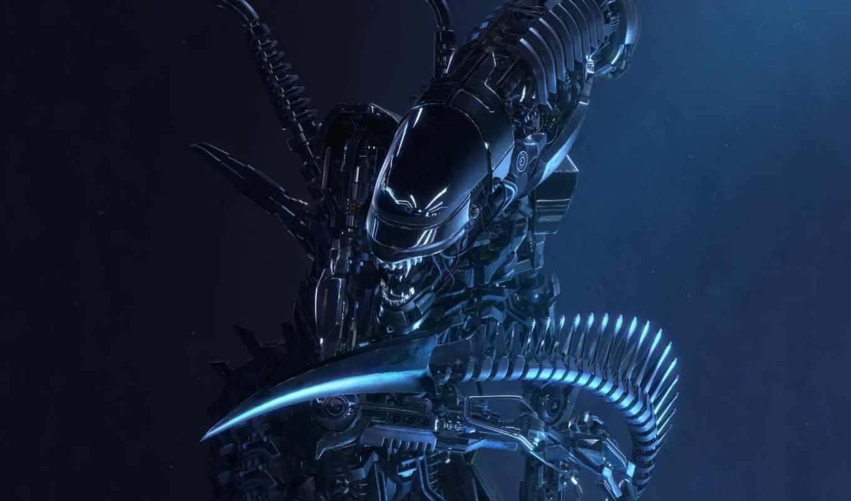 cyber, fantasy, dark, free, alien, best, чужой,