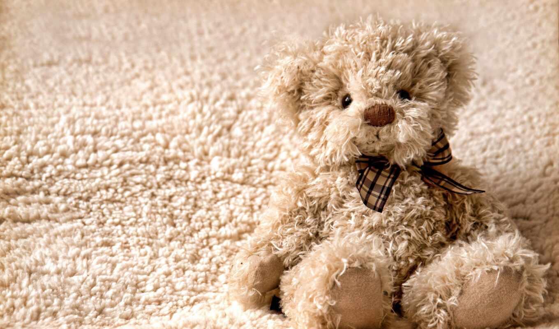 медведь, teddy, toy, мишка, плюшевый, cute