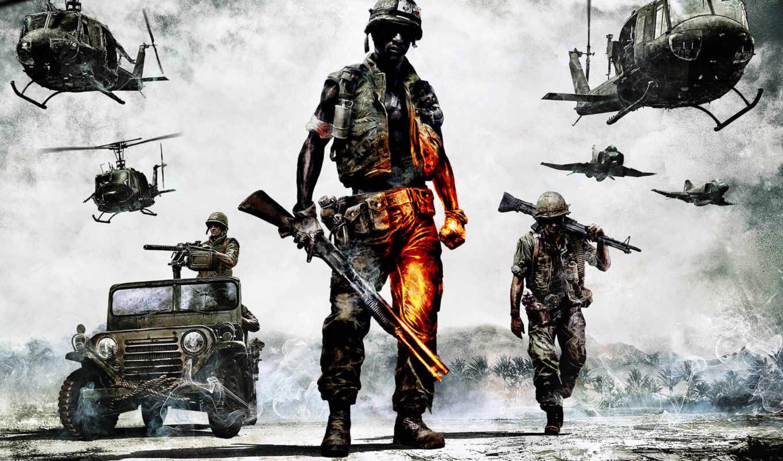 battlefield, плохой, company, vietnam,