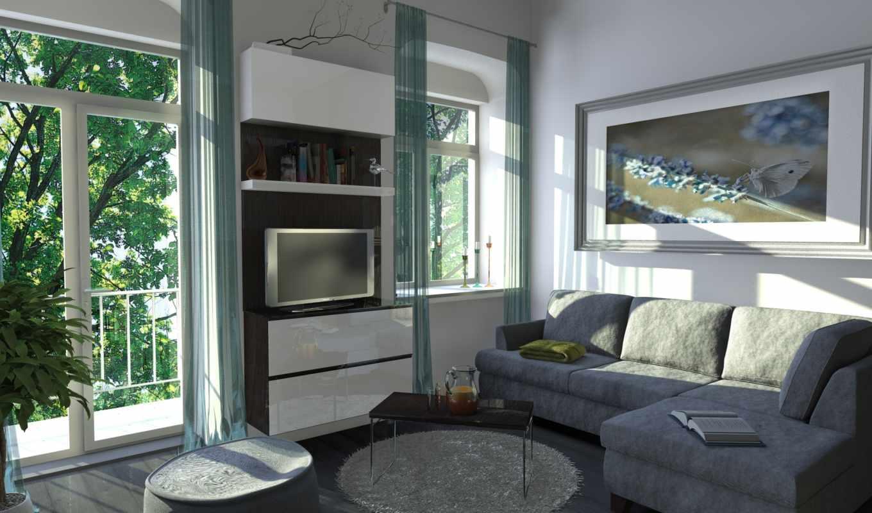 интерьер, design, стиль, house, комната,