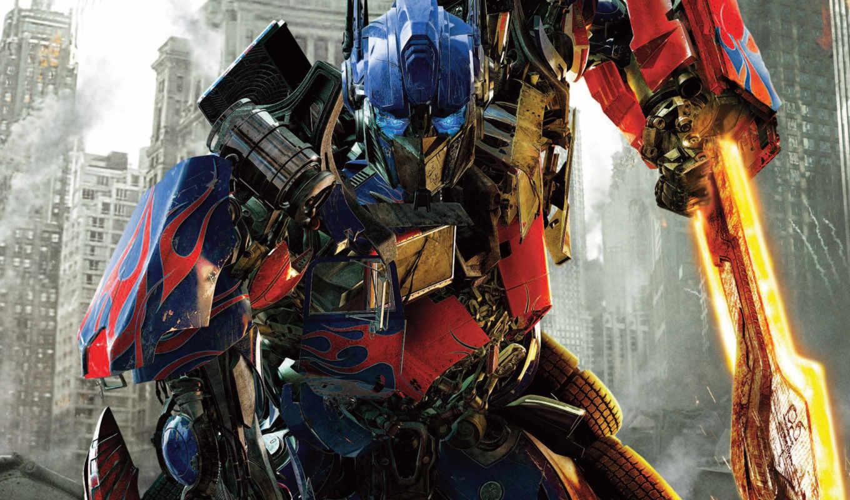 transformers, трансформеры, dark, луна, side, темная, луны, trailer, плакат,