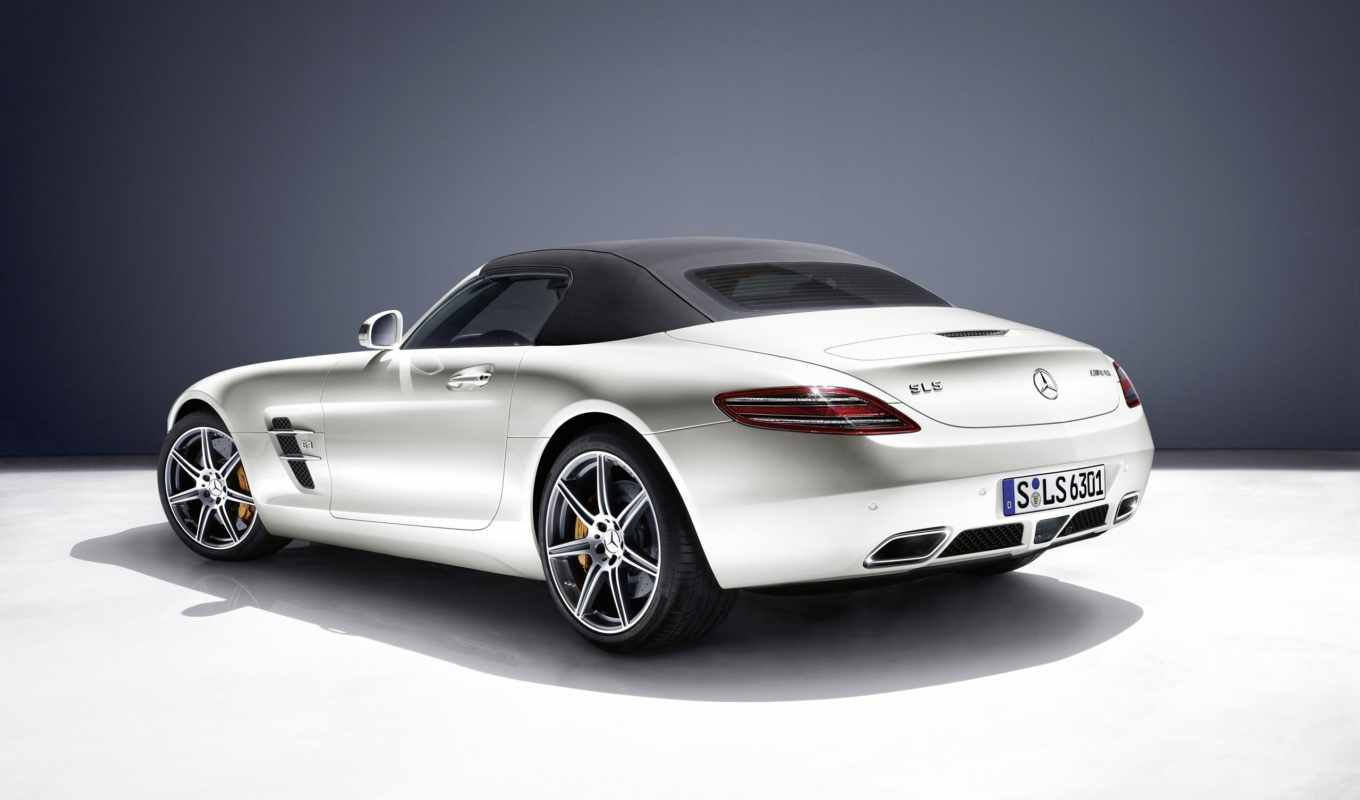 amg, sls, mercedes, benz, roadster, цена,