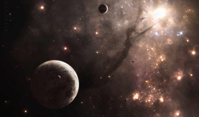 космос, планеты, количество,