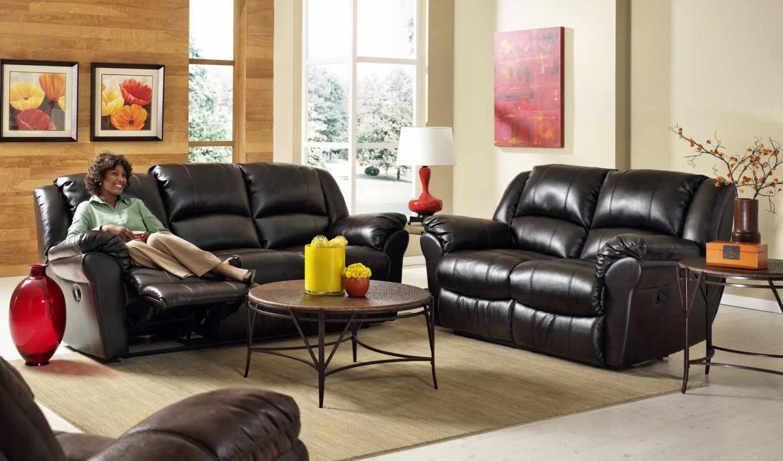диван, широкоформатные, интерьер, комната, гостинная,