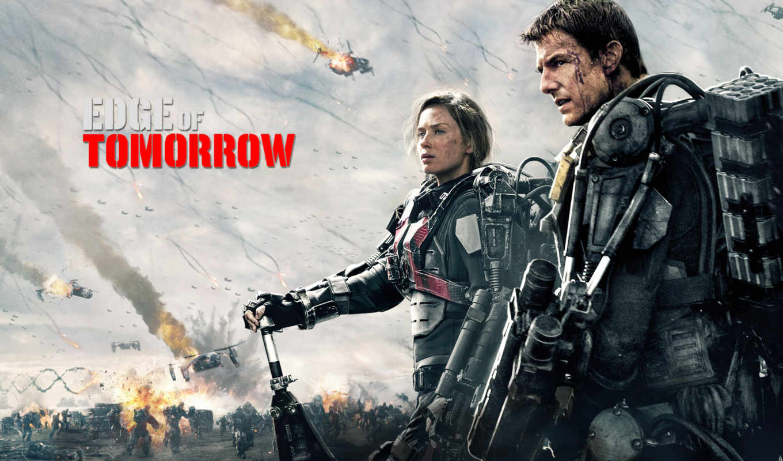 edge, tomorrow, будущего, глаза, movie, tom, cruise, сниматься, col, bill,