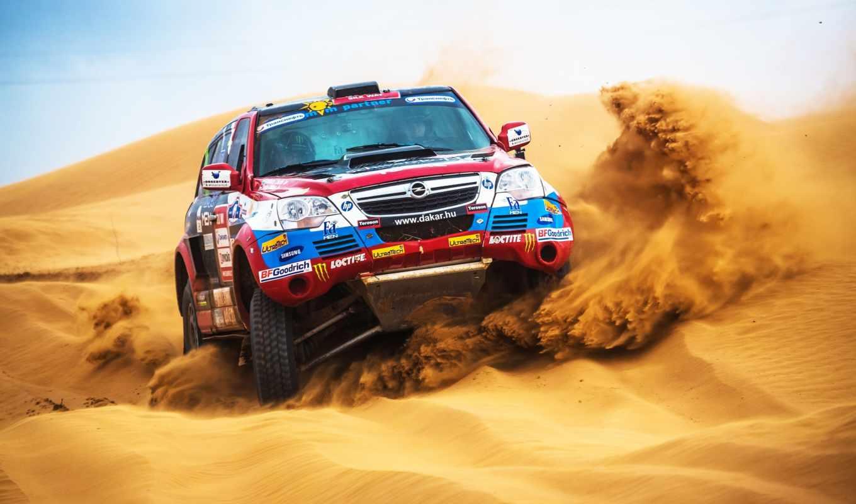 opel, rally, песок, silkway, путь, автомобили, шелк,