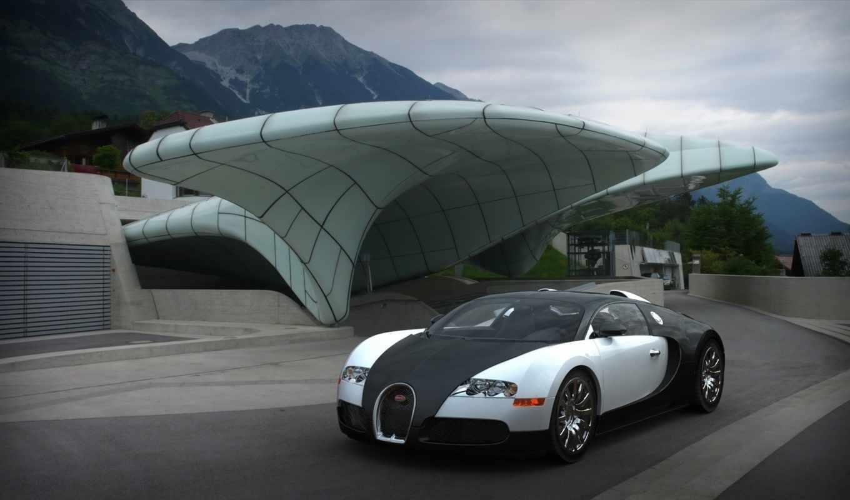 bugatti, veyron, oppositelock, car,