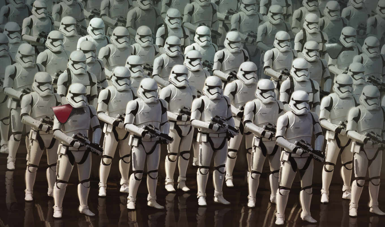 star, впервые, wars, заказать, армия, сила, awakens, stormtrooper, stormtroopers, you,