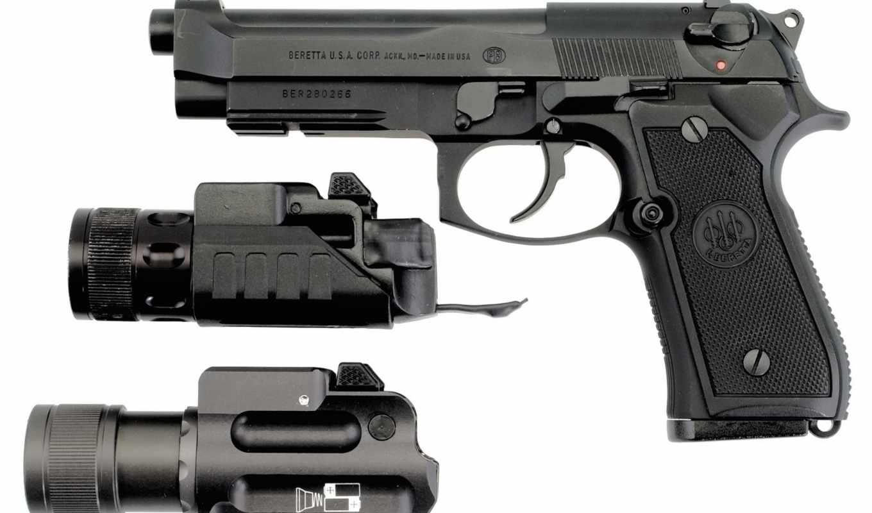 беретта, картинка, fs, пистолет, изображение, оружие, следующая, прицелы, military, черный, фотографии,