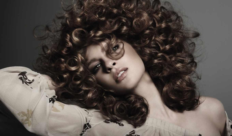 волосы, кудрявые, прямые, волнистые, за, волос, кудрявых, суд,